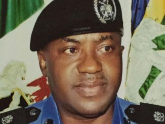 Mr. Chris Okey Ezike Commissioner of Police in Imo State