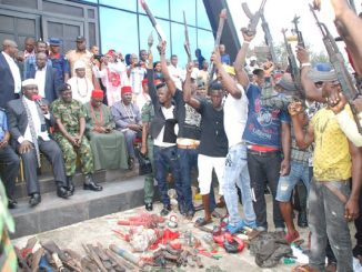 Imo State Amnesty Ex-militants