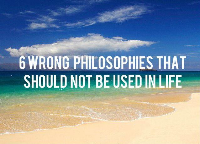 6philosophies