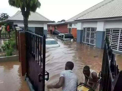 Owerri Flooding...