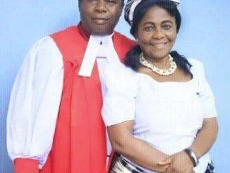 Archbishop Andrew Ibemere