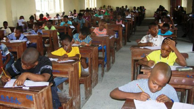 national common entrance examination