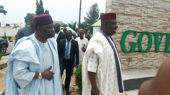 Owelle and Gowon