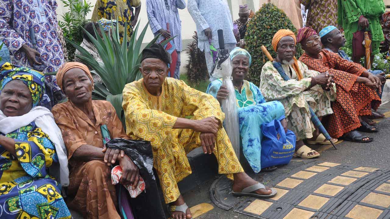 ProtestbyNigeriaUnionofPensioners