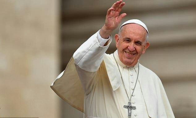 Breaking! Pope laments killing of priests in Nigeria as christians nationwide protest against Buhari