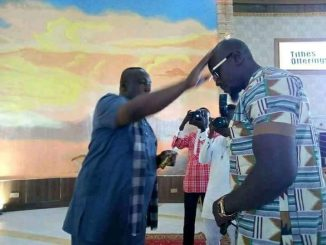 Rochas Anointing Service