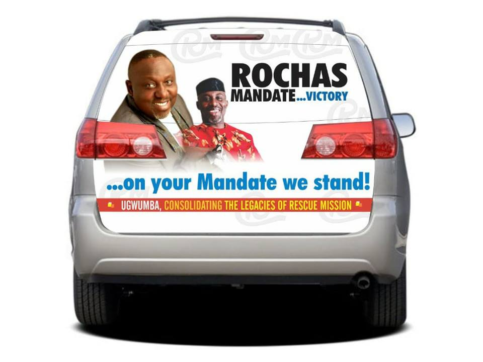 rochas_mandate