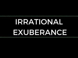 irrational exhuberance