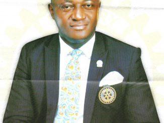 Rtn. Dr. Dan Ajawara
