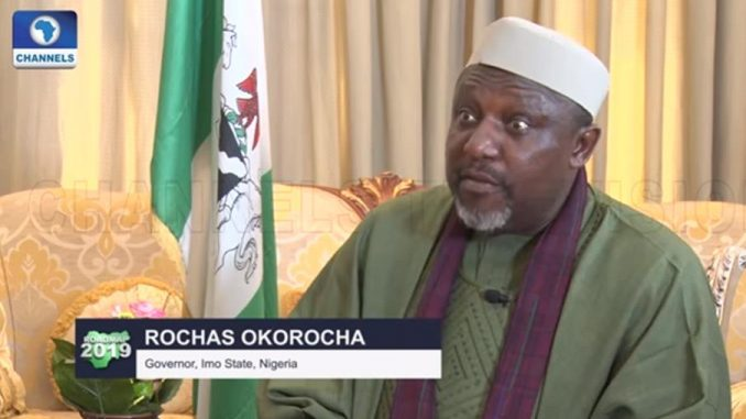 Owelle Rochas Okorocha